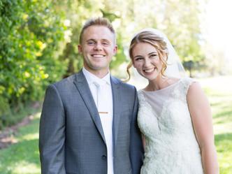 EMILY & AUSTIN WEDDING // LOS GATOS, CA