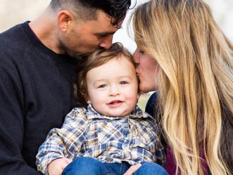 ADORABLE FAMILY PHOTOSHOOT // BAYLANDS PARK //FAMILY