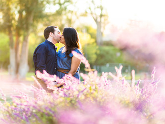 SPRING COUPLE SHOOT // VASONA PARK, LOS GATOS