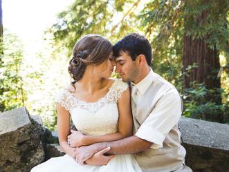ARIEL + ERIC // MT. MADONNA STATE PARK // WEDDING PHOTOGRAPHY
