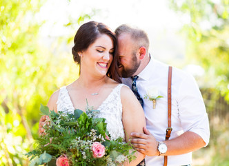 BEKI + JOEY WEDDING // Jardine de San Juan // San Juan Bautista