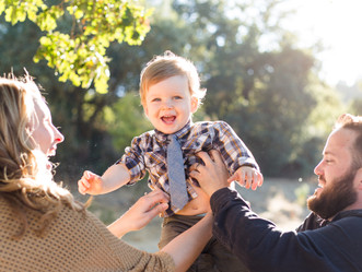 FALL FAMILY MINI SESSION // SAN JOSE // BERNAL RANCH