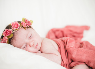 NEWBORN LIFESTYLE SHOOT // SAN JOSE // NEWBORN