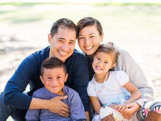 FAMILY MINI SHOOT // BAYLANDS PARK // MINI SESSION