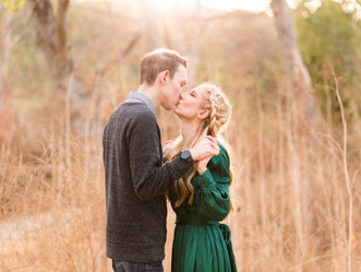 FALL COUPLE SESSION | Rancho San Antonio County Park, Cupertino