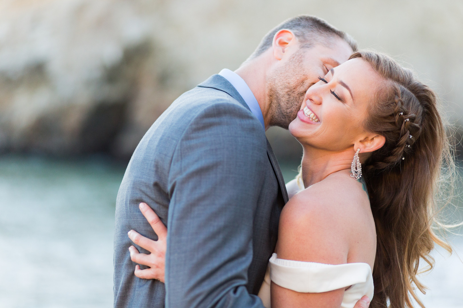 Shark Fin Cove Wedding
