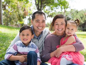 KAT + ALAN // BAYLANDS PARK // FAMILY MINI SHOOT