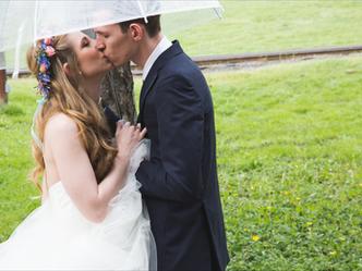 TATIANA + TIMMY // ROARING CAMP // WEDDING PHOTOGRAPHY