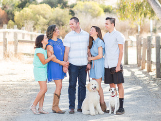 FAITH & FAMILY // BEDWELL PARK // FAMILY MINI SESSION
