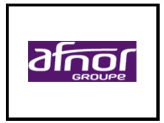 Une norme AFNOR – décodage