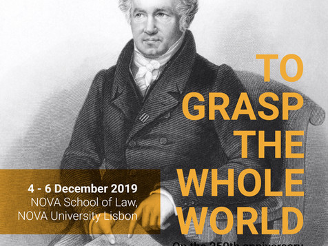 To Grasp the Whole World: On the 250th Anniversary of Alexander von Humboldt
