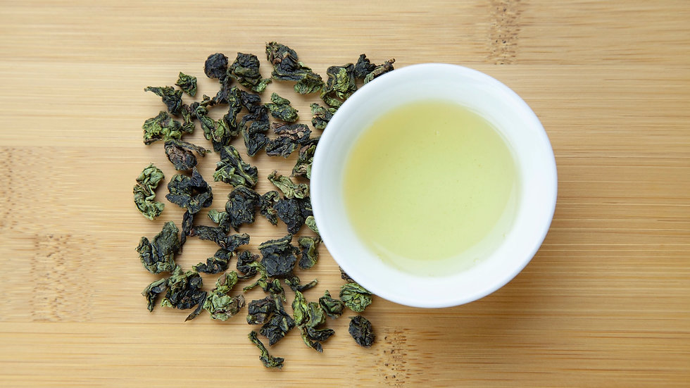 Anxi Tie Guan Yin Authentic