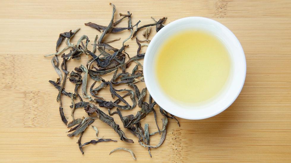Raw Pu'erh 2017 (tea tree 80 Year)