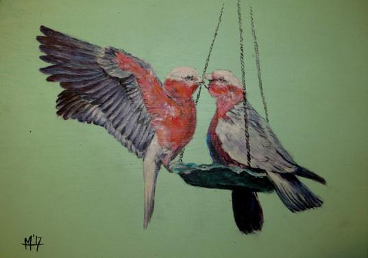 10. Birds