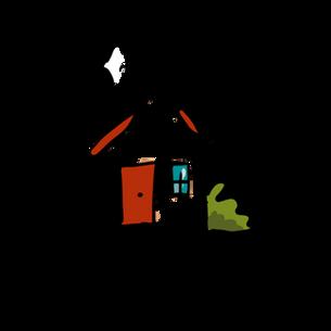 Haus Grafik
