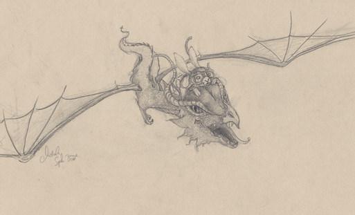 3. Hase und Drache