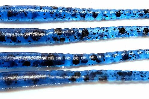 "6"" Finesse Crawler Blue Salamander"
