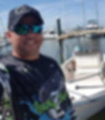 Ben Taber.  Pro Team member for Lucky 7 Baits.  Owner of the Bait Station II in Ft. Meyers, FL