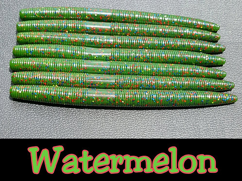 "Watermelon Candy 5"" Stick Bait"
