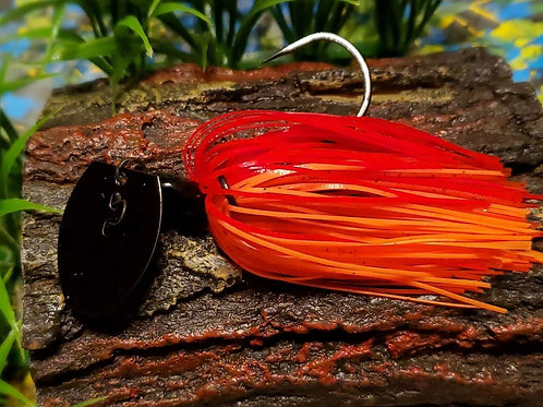 "Shaker Bladed Jig ""Fireball"""