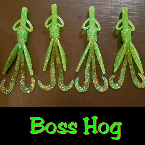 Boss Hog Hyper Green