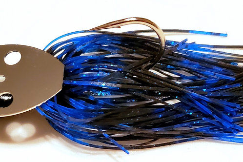 Shaker Jig Black n Blue