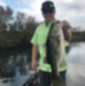 Sean Happ.  Pro Team member for Lucky 7 Baits.  Orlando Bass Hunters guide service owner.