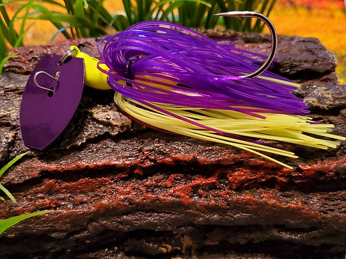 "Shaker Bladed Jig ""The Jester"""