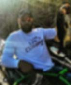 Jose Gonzalez.  Pro Team member for Lucky 7 Baits.