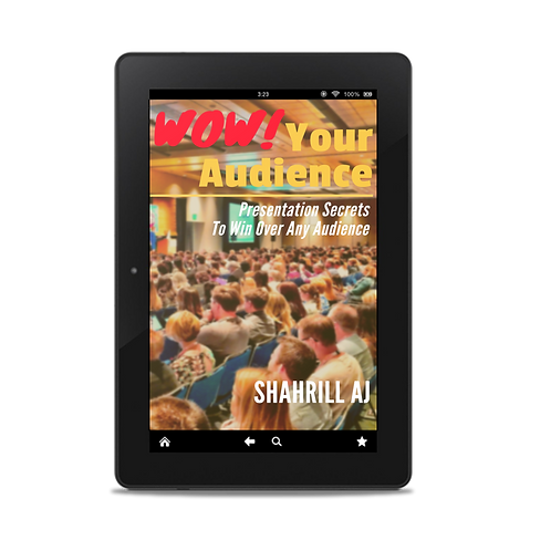 WOW! Your Audience