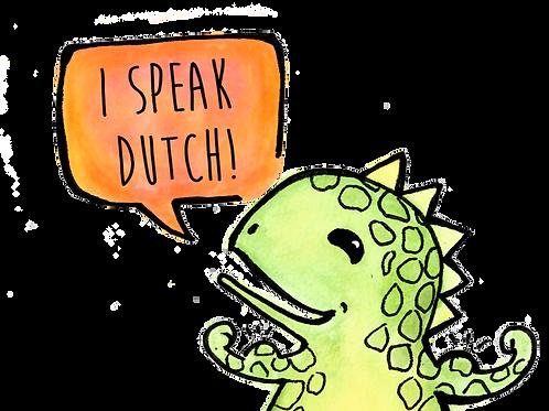 Flyer Pronunciation, Spelling, Word Order
