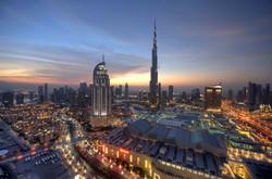 DUBAI LANDMARKS  - Downtown Dubai.jpg