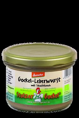 Gockel Leberwurst