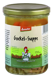Gockel-Suppe
