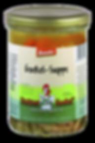 Gockel-Suppe
