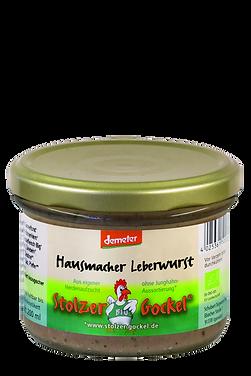 Hausmacher-Lebewurst