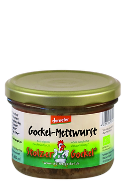Gockel Mettwurst