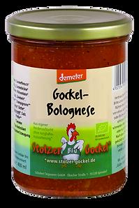 Gockel-Bolognese