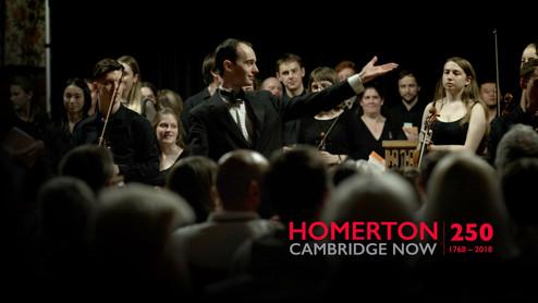 Homerton 250th Anniversary