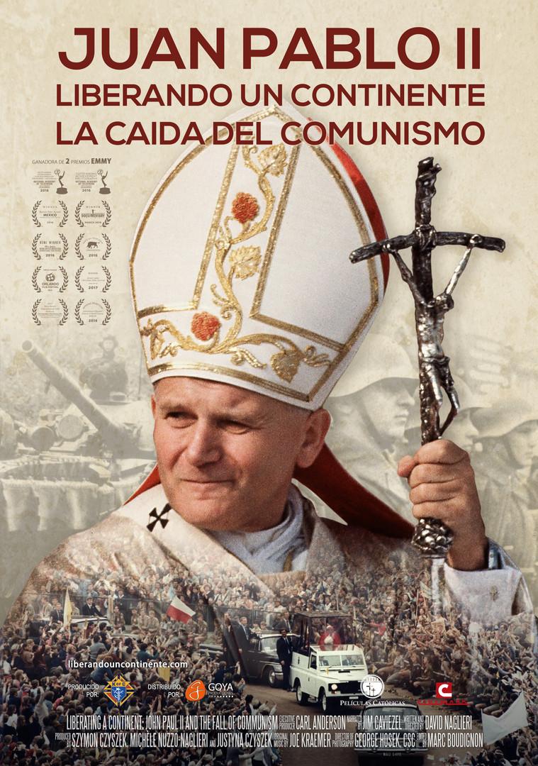 Juan Pablo II: Liberando un continente y la caida del comunismo - Con cupón de descuento (PELICULASCATOLICAS) USD $3.99 - precio normal USD $4.99
