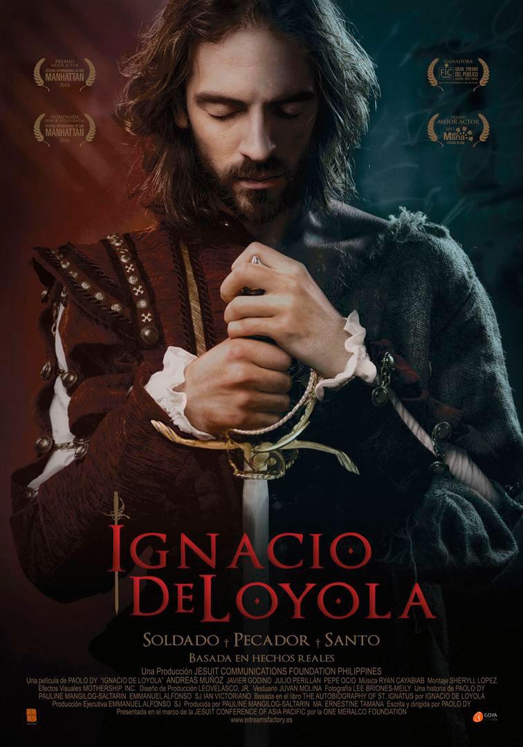 Ignacio de Loyola - Con cupón de descuento (escribir PELICULASCATOLICAS) USD $4.99 - precio normal USD $5.99