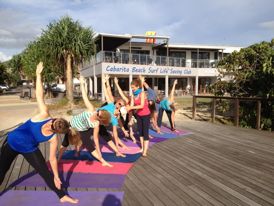 cabarita beach yoga