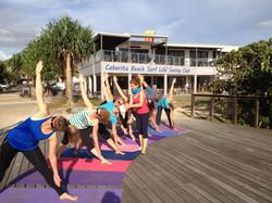 cabarita beach yoga