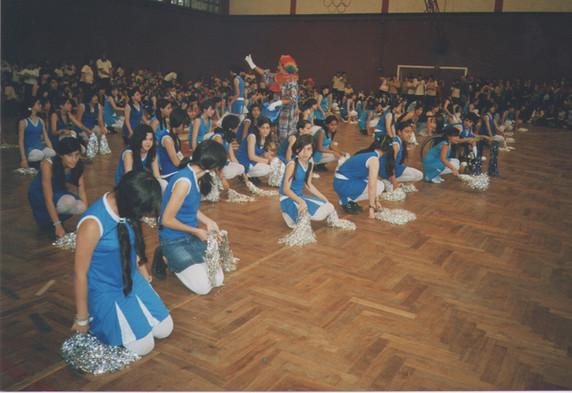 2006 - Fiesta educación física