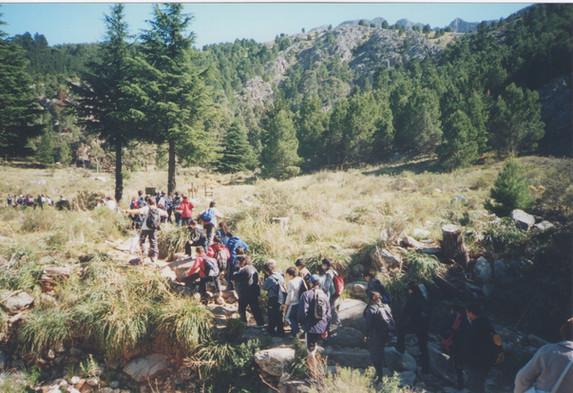 2007 - Primer viaje a Sierra