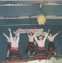2002 - Taller de Folklore