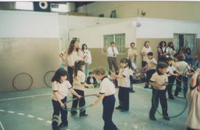 1994 - Clase abierta de Educación Física