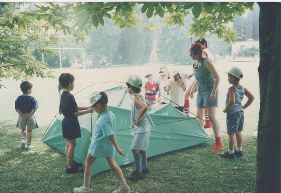 1994 - Primer taller de ecología