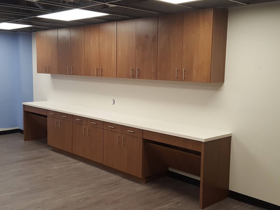 Commercial cabinets ADA compliant