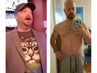 I LOST 45 POUNDS SINCE DECEMBER 5TH, 2017